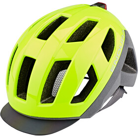 Endura Urban Luminite II Helmet Men neon yellow